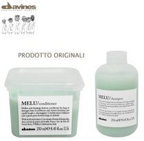 Davines Melu shampoo e condicionador -