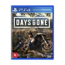 Days Gone - PS4 Mídia Física - SIE Bend Studio