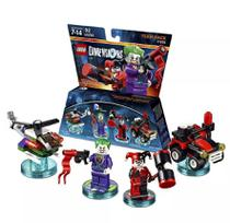 Dc Comics Team Pack - Lego Dimensions - Warner Bros