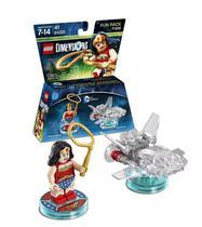 Dc Comics Wonder Woman Fun Pack - Lego Dimensions - Warner Bros