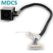 Dc Jack Plug Power Dell Inspiron 14r N4010 Pj263 N32mw Novo -