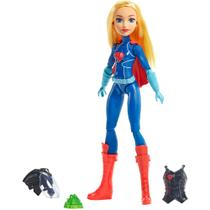 DC Super Hero Girls Boneca Supergirl p/ Missão DVG22 Mattel