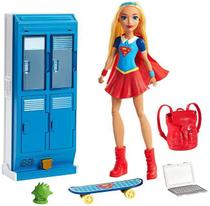 DC Super Hero Girls - Supergirl Armário Raio-x - Mattel