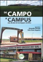 De Campo a Campus: Uma Década de Investigação Científica no Campus de Nova Andradina - Crv