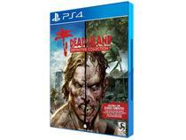 Dead Island Definitive Colection para PS4  - Deep Silver