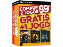 Dead Island Riptide + Deus Ex: Human - Revolution + Thief para PS3 Ecogames