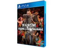 Dead Rising 4: Pacotão do Frank para PS4 - Capcom