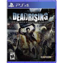 Dead Rising - Ps4 - Sony