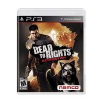 Dead to Rights: Retribution - PS3 - Namco