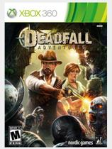 Deadfall: Adventures - Xbox 360 - Jogo