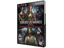 Deadliest Warrior: Ancient Combat para PS3  - Spike