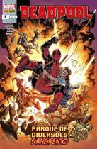 Deadpool - 5 - Parque de diversões Sangrento - Marvel