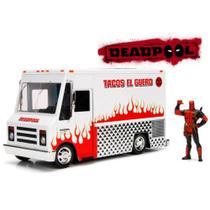 Deadpool Taco Truck Metal - Metals Die Cast - Marvel