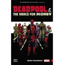 Deadpool  The Mercs For Money - Marvel