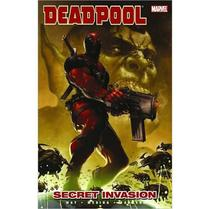 Deadpool Vol.1 - Secret Invasion - Marvel