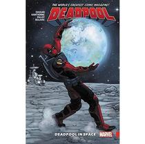 Deadpool: World's Greatest Vol. 9 - Deadpool In Space - Marvel