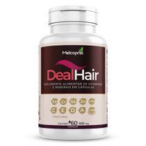Deal Hair 60 Caps 500 mg - Melcoprol -