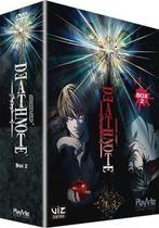Death Note - Box 2 - 03 Dvds - Playarte