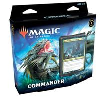 Deck Magic Commander Legends Commander Reap the Tides (Inglês) - Wizard of the coast - Wizard The Coast