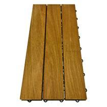 Deck Modular 3 Réguas 30x60 - Unid - Scrock Pisos