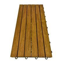 Deck Modular 6 Réguas 30x60 - Unid - Scrock Pisos