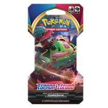Deck Pokémon - Blister Unitário - Espada e Escudo - Snorlax - Copag -