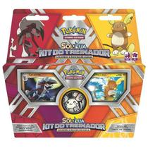 Deck Pokemon Kit do Treinador Sol e Lua - Copag