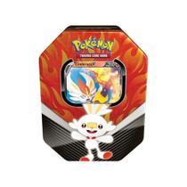 Deck Pokémon Parceiros de Galar - CinderaceV - Copag