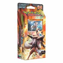 Deck Pokemon Sombras Ardentes - Copag