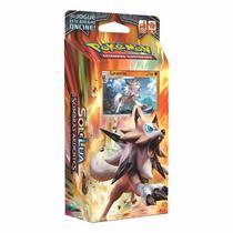 Deck Pokemon Sombras Ardentes Lycanroc - Copag