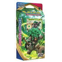 Deck Pokémon - Starter Deck - Espada e Escudo - Rillaboom - Copag -