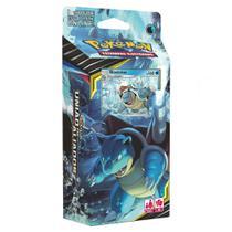 Deck Pokémon - Starter Deck - Sol e Lua - União de Aliados - Blastoise - Copag -