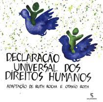 DECLARACAO UNIVERSAL DOS DIREITOS HUMANOS - 11º ED - Salamandra Literatura (Moderna)