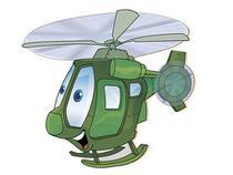 Decoupage Aplique em Papel e MDF Avião APM12-030 Litoarte -
