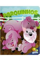 Dedinhos Agitados Um Livro Fantoche Porquinho - Todolivro