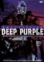 DEEP PURPLE EM DOBRO - LIVE IN DENMARK 1972 and ROCKPALAST 1985 - Sm