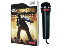 Def Jam Rapstar para Nintendo Wii  - Konami com Microfone