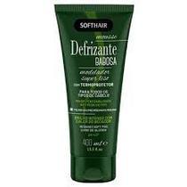 Defrizante Mousse Babosa Soft Hair Super Liso Termo 400ml - Softhair