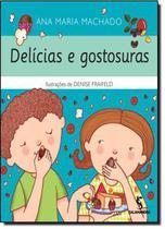 Delicias e gostosuras - Salamandra Literatura (Moderna)