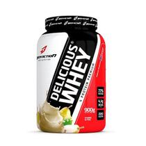 Delicious Whey (900g) - Body Action Sabor:Vitamina de Pera -