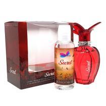 Delikad Butterfly Secret Kit - Deo Colônia + Óleo Corporal -