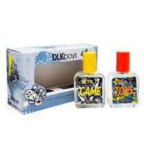 Delikad DLK Boys Kit - 2 Colônias -