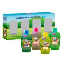 Delikad Kids Safari Kit - Quarteto Mini -