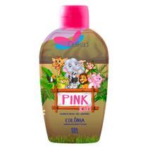 Delikad Kids Safari Pink - Deo Colônia Infantil -