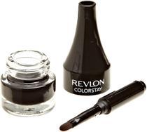 Delineador em gel colorstay revlon black 01 -