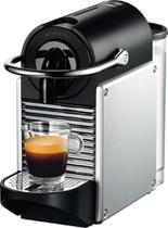 DeLonghi Nespresso Pixie Cafeteira Máquina para Café Espresso by De'Longhi Prata-EN125S -