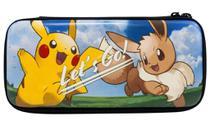 Deluxe Case Pokemon Let's Go Pikachu/Eevee Switch - Hori - Nintendo