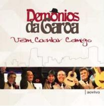 Demônios Da Garoa Vem Cantar Comigo - CD Samba - Radar