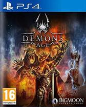 Demons Age - Ps4 - Sony