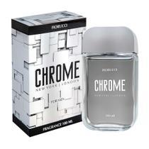 Deo Colônia Fiorucci Chrome com 100ml -